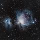 M42 Orion,                                Stradam