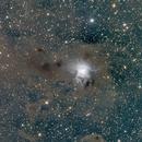 NGC7023 The Iris Nebula,                                andrey_ch