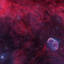 NGC 6888 Crescent Nebula,                                Oliver Czernetz