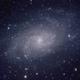 M33 - Triangulum Galaxy,                                Insight Observatory