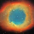 NGC 7293 - Helix Nebula,                                Kiko Fairbairn