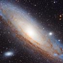 M31 Andromeda Galaxy,                                basskep