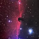 IS 434 Horsehead Nebula,                                Francois Theriault