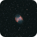 M27 Dumbell Nebula,                                Brent Jaffa