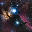 Horsehead & Flame Nebulae - 3/7/2021,                                Shane Passmore