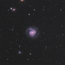 M61 LRGB,                                Christopher Gomez