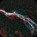NGC 6960 Western Veil Nebula,                                Eric Kallgren