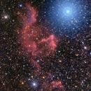 Sh2 185 H-alpha RGB (Ghost of Cassiopeia),                                jerryyyyy