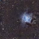 NGC 7023 Iris Nebula,                                GJL