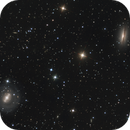 NGC5101, NGC5078, IC4222 aka IC879,                                Rolf Dietrich