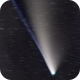 Neowise 300mm Stack on Comet,                                Hartmuth Kintzel