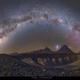 Galactic Arc in the southern perspective,                                Carlos 'Kiko' Fai...