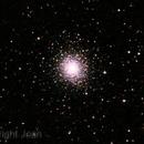 Globular Cluster Messier 92 in Hercules,                                Joanot