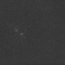 Double Cluster in Perseus,                                Gary Leavitt