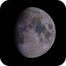 Waxing Gibbous Moon August 10th 2019,                                Martin Childs