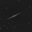 NGC 5907 in Drago,                                Bob Scott