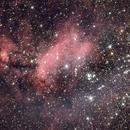 IC4628 Prawn Nebula,                                Noel Soumastre