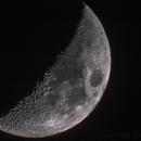 Zunehmender Mond,                                Silkanni Forrer