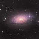 M63 Galaxy,                                Sascha Schueller