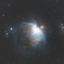 Orion Nebula,                                Blue Moon Observa...