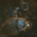 IC 1795,                                Komet