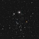 NGC457, Owl cluster, a RGB image, CPH, Denmark,                                Niels V. Christensen