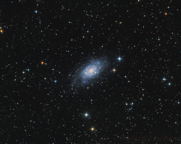 NGC 2403,                                Samuli Vuorinen