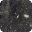 M81, M82, and IFN (Integrated Flux Nebula),                                Dean Fournier
