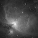 M42 - Grande Nébuleuse d'Orion,                                BLANCHARD Jordan