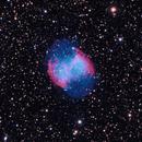 Dumbell Nebula,                                Michael Finan