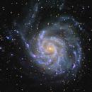 Pinwheel Galaxy - M101,                                Jim Thommes