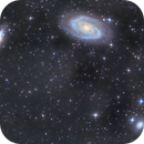 M81, M82, & NGC 3077,                                puckja