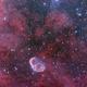 NGC6888 Crescent and Soap Neb.,                                Juan José Picón
