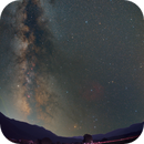 Milchstraße zur Sonnenwende 2018,                                Bernhard Noichl