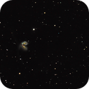 Antennae Galaxies,                                drivingcat