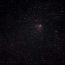 Omega nebula,                                Carlos Ferraz