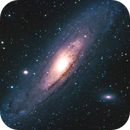 Andromeda Galaxy,                                Tommy Lease