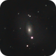 M63 Sunflower Galaxy,                                PghAstroDude