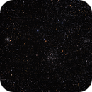 NGC654 NGC659 NGC663 IC155 in Cassiopeia,                                astropleiades