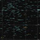 Virgo Cluster M49 M58 M59 M60 M84 M86 M87 M88 M89 M90 M91 PixInsight Plate Solved ,                                msmythers