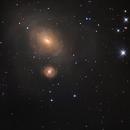 NGC 1316 - LRGB - By Insight Observatory! :-),                                Daniel Nobre