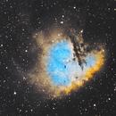 Pacman Nebula, NGC 281,                                Pat_Bourque