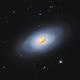 M64 Black Eye Galaxy - LRGB,                                Zheng Fu