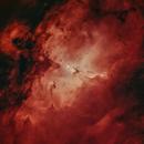 Eagle Nebula (Starless),                                João Berbereia