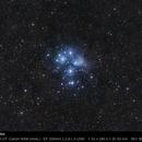 M45 - The Pleiades,                                Raymond