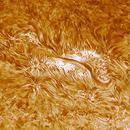 AR 2759 solar active region,                                Jeff Padell