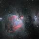 M42 - Orion nebula,                                Jens Zippel