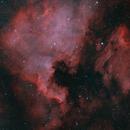 North America Nebula - first time with GT71,                                Dariusz Firek