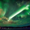 Norway Aurora  Hurtigruten (October  2018) Reprocess,                                simon harding