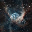 Thor's Helmet NGC2359,                                Logan Carpenter